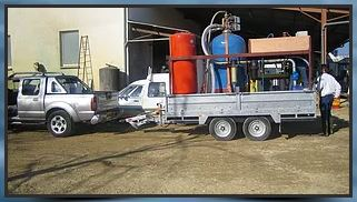 Stations HYDRO-AFE® transportables