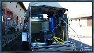 HYDRO-AFE® transportable stations